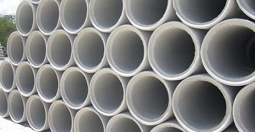 Manufacturer of Concrete Pipe & Drainage Products | South Houston