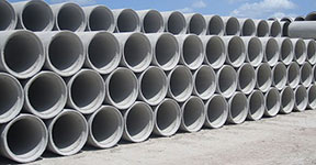 reinforced culvert concrete pipes