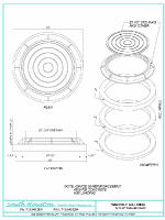 Manhole AdJ Ring 23Half Ring and Cover