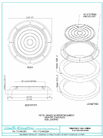 Manhole AdJ Ring 32in Ring and Cover